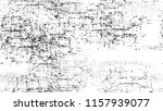 dry brush strokes and scratches ... | Shutterstock .eps vector #1157939077