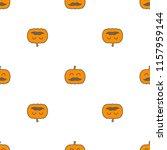 jack o lantern elements...   Shutterstock .eps vector #1157959144