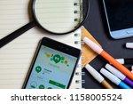 bekasi  west java  indonesia.... | Shutterstock . vector #1158005524