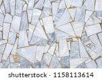 tile wall fragment | Shutterstock . vector #1158113614