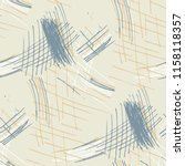 various strokes. seamless...   Shutterstock .eps vector #1158118357