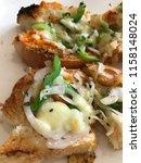 delicious homemade gluten free... | Shutterstock . vector #1158148024
