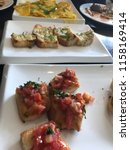 delicious homemade gluten free... | Shutterstock . vector #1158169414