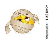 smiley emoticons face vector  ... | Shutterstock .eps vector #115840609