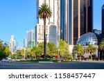 mexico city mexico   july 18... | Shutterstock . vector #1158457447