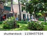 mexico city mexico   july 13... | Shutterstock . vector #1158457534
