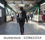 edinburgh  uk   circa june 2018 ... | Shutterstock . vector #1158621514