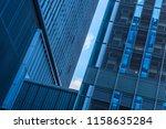 detail shot of modern business... | Shutterstock . vector #1158635284