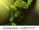Goddess Statue Made Of...