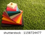 channapatna toys  the indian...   Shutterstock . vector #1158724477