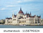 A Daytime View Of Budapest\'s...