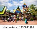 usa. florida. orlando. august... | Shutterstock . vector #1158841981