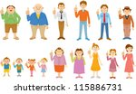 people | Shutterstock .eps vector #115886731