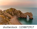 Durdle Door  Dorset  England  ...
