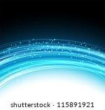 abstract banner | Shutterstock .eps vector #115891921