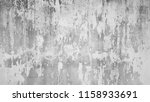 cement wall background. | Shutterstock . vector #1158933691