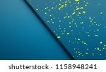 abstract 3d rendering of a... | Shutterstock . vector #1158948241
