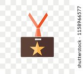 vip pass vector icon isolated... | Shutterstock .eps vector #1158966577
