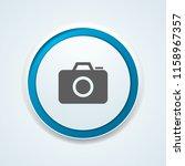 camera photo video button | Shutterstock .eps vector #1158967357