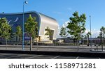 west bromwich  july 02  ringway ... | Shutterstock . vector #1158971281