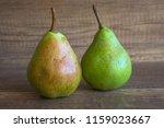 pear  sweet pears | Shutterstock . vector #1159023667