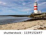 bird watchers on iceland... | Shutterstock . vector #1159152697
