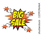special offer banner with the ... | Shutterstock .eps vector #1159196464