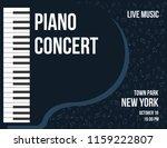 Piano Concert Poster Design ...