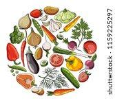 vector illustration of...   Shutterstock .eps vector #1159225297