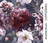 Art Vintage Pencil Floral...