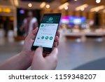 chiang mai  thailand   august... | Shutterstock . vector #1159348207