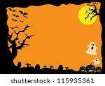 halloween | Shutterstock .eps vector #115935361