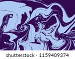 trendy pastel color marble... | Shutterstock .eps vector #1159409374