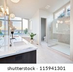 Beautiful Large Bathroom In...