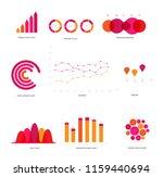 infographic elements  info... | Shutterstock .eps vector #1159440694