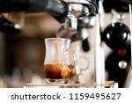 delicious fresh morning coffee... | Shutterstock . vector #1159495627