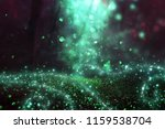abstract and magical image of... | Shutterstock . vector #1159538704
