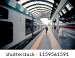 unfocused shot of modern... | Shutterstock . vector #1159561591