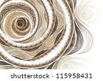 Intricate Copper   Cream  ...
