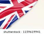 flag of the united kingdom ... | Shutterstock . vector #1159619941