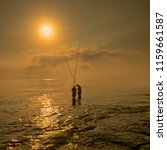 Fishing In Fig Tree Bay In...