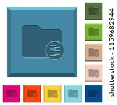 compressed directory engraved... | Shutterstock .eps vector #1159682944