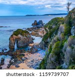 horse head rock  named because... | Shutterstock . vector #1159739707
