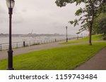 riverside park  hudson river ...   Shutterstock . vector #1159743484