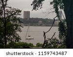 riverside park  hudson river...   Shutterstock . vector #1159743487