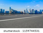 the skyline of the urban... | Shutterstock . vector #1159744531