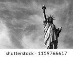 Statue Of Liberty   Dedicated...