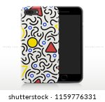 colorful abstract pattern on... | Shutterstock .eps vector #1159776331