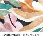 close up of colorful carpet... | Shutterstock . vector #1159792171