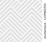 seamless pattern of zigzag... | Shutterstock .eps vector #1159802554
